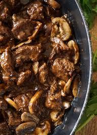 roast stroganoff