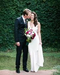 a backyard garden wedding in san marino martha stewart weddings