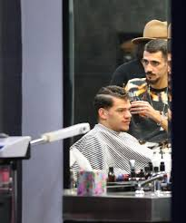 manchester city keeper ederson brings own barber to hairdressers