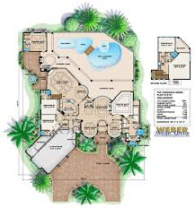 mediterranean house plans with photos luxury modern floor plans coronada home plan