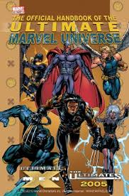 ultimate marvel the official handbook of the ultimate marvel universe vol 2 2