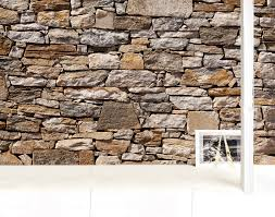 stone wall mural your decal shop nz designer wall art decals stone wall mural