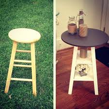 Build A Cheap End Table by Best 25 Redo End Tables Ideas On Pinterest Distressed End