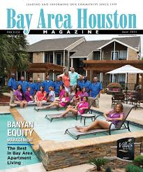 bay area houston magazine june 2015 by bay group media issuu