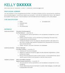 General Manager Resume Template Best Administrative General Manager Resume Example Livecareer