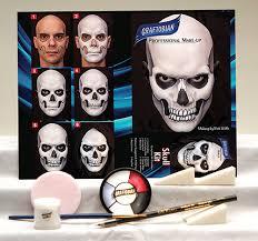 skull makeup kit skeleton makeup kit makeup kits