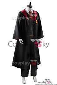 Harry Potter Gryffindor Robe Uniform Harry Potter Cosplay Costume
