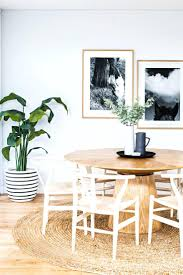 Beachy Dining Room Tables Coastal Dining Room Table Small Dining Rooms That Save Up On