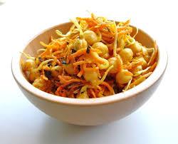cuisiner pois chiches salade de pois chiches germés cuisine et dépendances