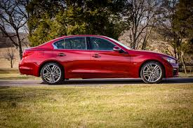 2016 infiniti q50 performance review the car connection