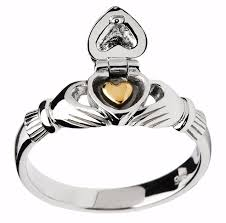 claddagh ring claddagh ring anu3000 sterling silver made in ireland
