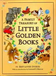 a family treasury of golden books 46 best loved stories