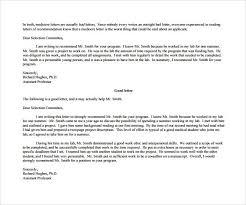 sample recommendation letter for student for scholarship