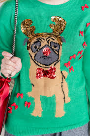 pug sweater how to style an sweater sed bona