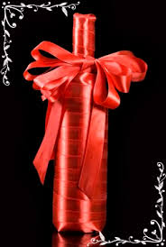 wine bottle bow 10 strikingly great ideas that ll help in wrapping wine bottles