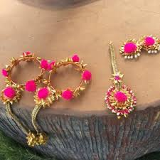flower jewellery gota jewellery anoo flower jewellery