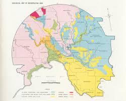 Councils Of Melbourne Map Melbourne Metropolitan Area Places