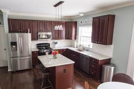 house tour kitchen modern camelot