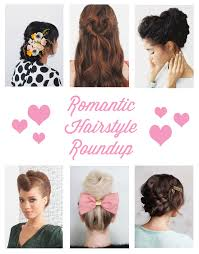 geek hairstyles hairstyle romantic hairstyle roundup off beat bride pinterest romantic