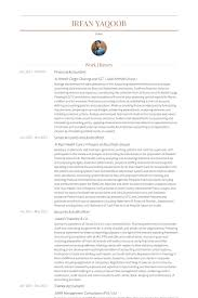Senior Accountant Resume Examples by Financial Accountant Resume Samples Visualcv Resume Samples Database