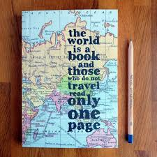 travel notebook images Travel notebook by bookishly sourcelifestyle jpg
