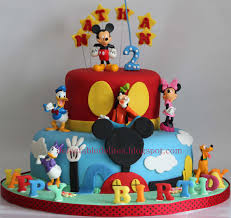 mickey mouse clubhouse birthday cake cake ideas