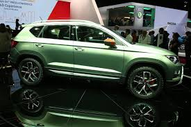 seat ateca black new seat ateca x perience concept showcases potential production