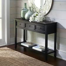 Entryway Designs Best 25 Black Entry Table Ideas On Pinterest Black Entryway