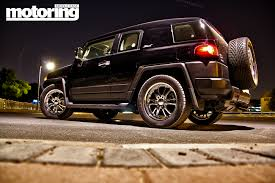 fj cruiser dealership review of the limited edition toyota fj cruiser street in the
