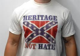 Confeserate Flag Heritage Not T Shirt T Shirt With Confederate Flag