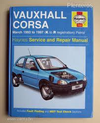 opel corsa b gsi corsavan combo van javítási könyv 1993 1997