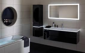 Meuble De Cuisine Noir by Indogate Com Miroir Salle De Bain Conforama