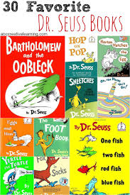 De Seuss Abc Read Aloud Alphabeth Book For List Of Our 30 Favorite Dr Seuss Books For Celebrating His Birthday