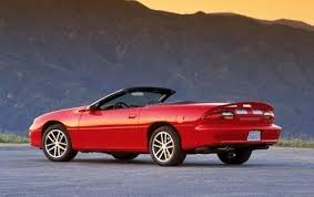 used 2002 chevrolet camaro convertible pricing for sale edmunds