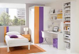 Small Beds by Bedroom 2017 Simple Kids Purple Bedroom Single Bed Minimalist