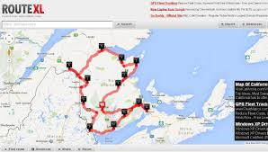 Create Route On Google Maps by Google Map Route Planner Ithacaforward Org