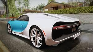 car bugatti 2017 bugatti chiron 2017 for gta san andreas