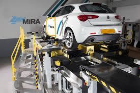 car suspension repair kinematics u0026 compliance facility mira