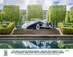 rarest cars 1952 rolls royce silver dawn one of the rarest cars in the world