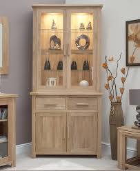 awesome dining room display cabinets oak dining room display