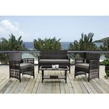 Steel Patio Furniture Sets by Steel Patio Furniture Shop The Best Outdoor Seating U0026 Dining