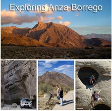 anza borrego guide to the anza borrego desert trails canyons roads hiking