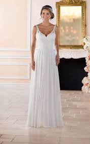 flowy wedding dresses wedding dresses flowey wedding dress stella york