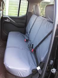 nissan navara 2003 nissan navara double cab 2005 2016 tailored waterproof seat