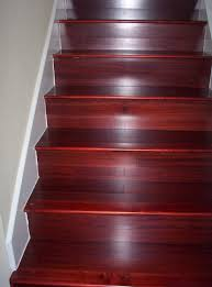 the stair edge bullnose is in place stairs design ideas modern