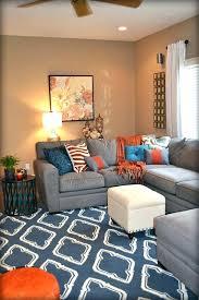 blue and orange decor gray and orange bedroom anniegreenjeans com