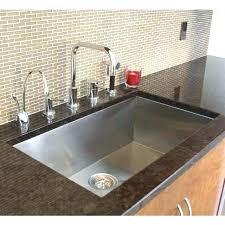 Stainless Steel Kitchen Sinks Undermount Reviews Undermount Stainless Steel Kitchen Sink 25 Inch Undermount