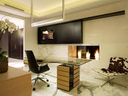 beige fireplace base ideas connected by lcd tv on black panel and