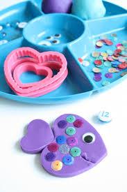rainbow fish counting play dough fantastic fun u0026 learning