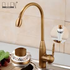 antique bronze kitchen faucet promotion shop for promotional